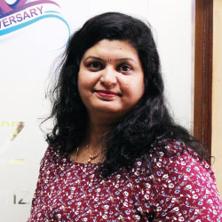 Savitha B,Vice President  Support and Operations
