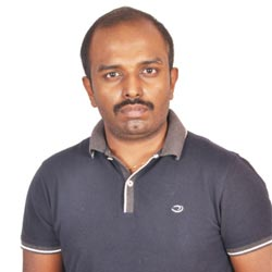 Karthik P R,Founder