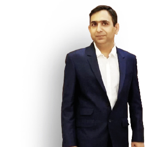 Amit Kumar Gandhi ,Co-Founder & CEO