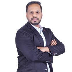 Irfan Ahmed,Chief Executive - Investments & Marketing