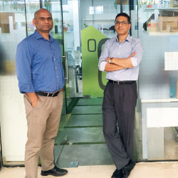 Pradeep Singh & Anoop Roy Kundal ,Co-Founders