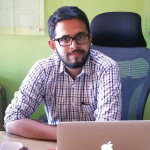 Khuzema Siamwala,CEO & Founder