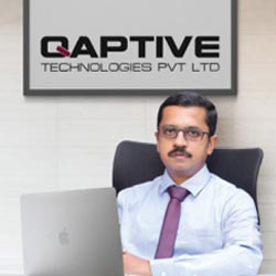 Manu Puthoor,Operations Manager
