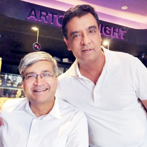 Nayan Jadeja & Deepak Nachnani ,President & Co-founder & CEO& Co-founder