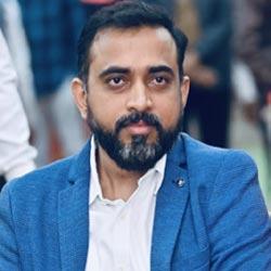 Ashish Gupta & Manoj Dani,Partners