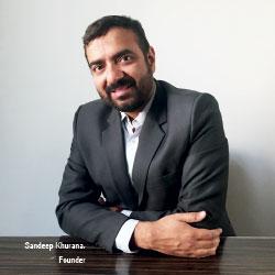 Sandeep Khurana, Founder