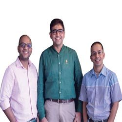 Rajeev Chari,Co-Founder & COO