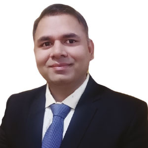 Vijay Gupta ,Founder