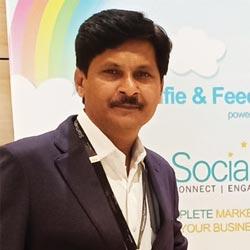 Nitin A.Mahajan,Founder & Director