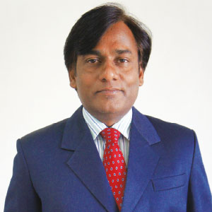 Rajeshwar Ghonse, CEO and Co-founder