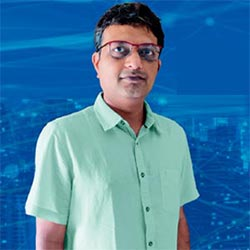 Kerul Patel,CEO