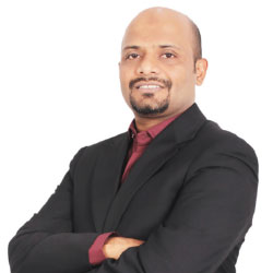 Shams Islam,Country Manager
