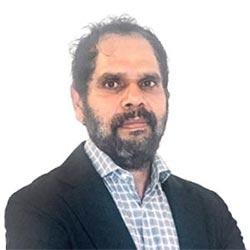Parthasarathy Madhiraju,Chairman