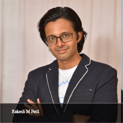 Rakesh M Patil, Founder