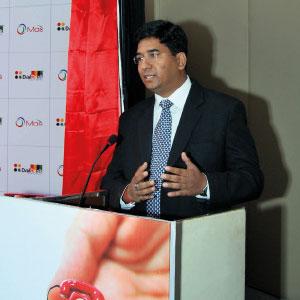 Deepak Kashyap, CEO & Co-Founder