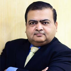 Alok Sinha,CEO