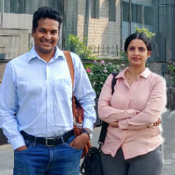 Jyothi Noronha,CEO