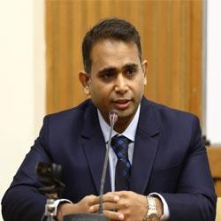Dr. Masood Ikram,Managing Director