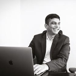 Vivek Kalagara,Founder