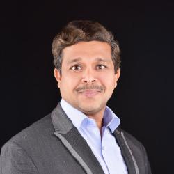 Vinay Krishna,Founder