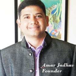 Amar Jadhav ,Founder