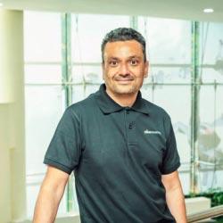 Raghu Ravinutala, Cofounder & CEO