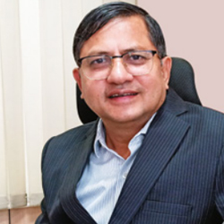 Vijay Gupta ,Founder & Chairman