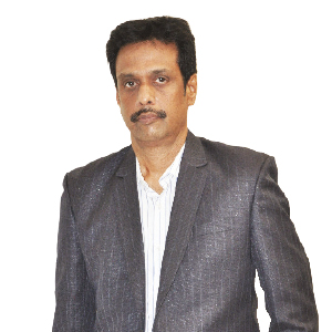 V. Muralidharan,General Manager