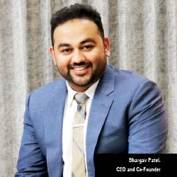 Bhargav Patel, Co-Founder & CEO