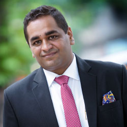 Krunal Patel,Head of Business, India and South Asia