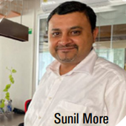 Sunil More, Founder,MD & CEO