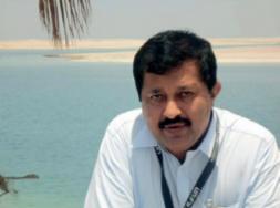 C.K.P Nair ,CEO
