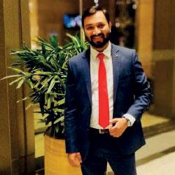 Siddharth Sinha,CEO