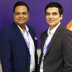 Pankaj Sindhu & Pankaj Agrawal,Co-Founders