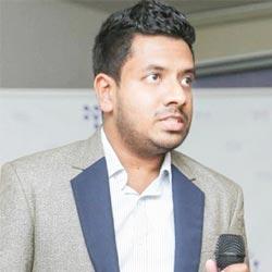 Lahiru Fernando,Development Lead Asia for Boundaryless