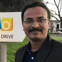 Raja Ramasamy,Product Manager