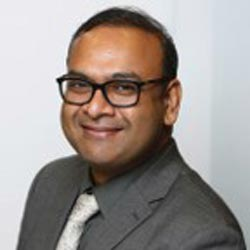 Amin Sikander,Co-Founder & President