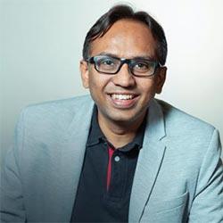 Hardik Parekh,CEO