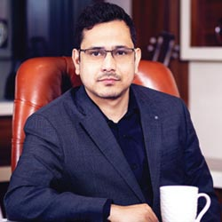 Krish Ghosh,Founder & CTO