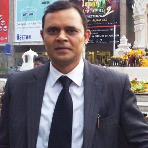 Alok Nidhi Gupta ,Co-Founder & MD