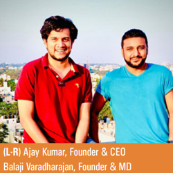 Balaji Varadharajan ,Founder & MD