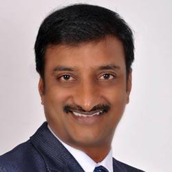 Raju Nadimpalli,COO