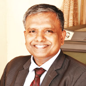 R S Venkatesan, Director & Founder
