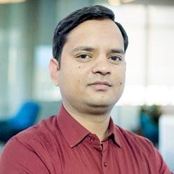 Jeetendra Choudhary,Founder & CEO
