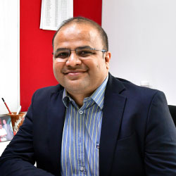 Vishal Agrawal ,Managing Director - India & SAARC
