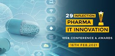 Inflection Pharma IT Innovation Web Conference & Awards