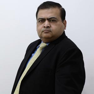 Alok Sinha, CEO