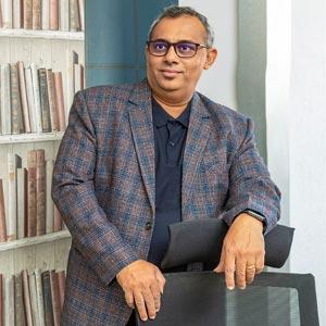 David Joseph, Regional Sales Director- India