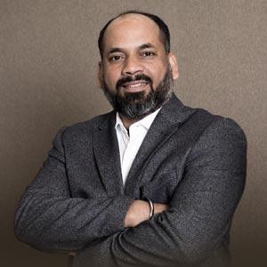 Satyajit Sarker, EVP & CIO, OmniActive Health Technologies