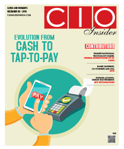 Evolution From Cash To Tap-To-Pay